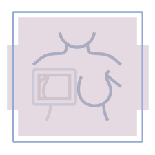 Digital Mammography Icon