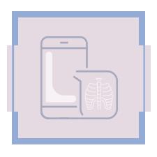 Digital Xray Icon